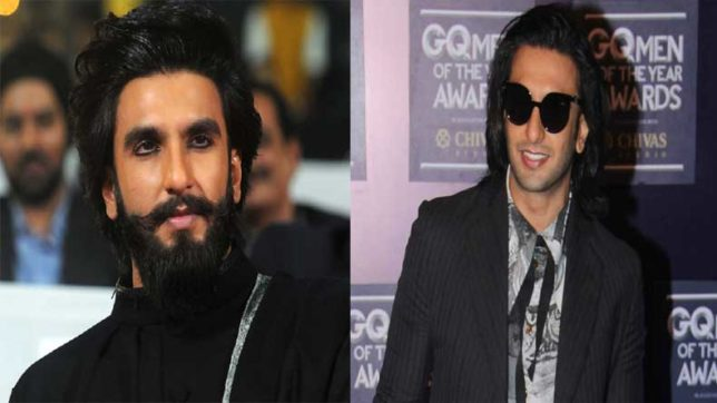Want that Ranveer Singh beard look from 'Padmavati'? Here's how you can do it
