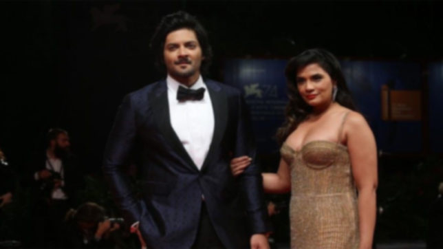 Will Ali Faizal and Richa Chadha be attending Oscars 2018 together?