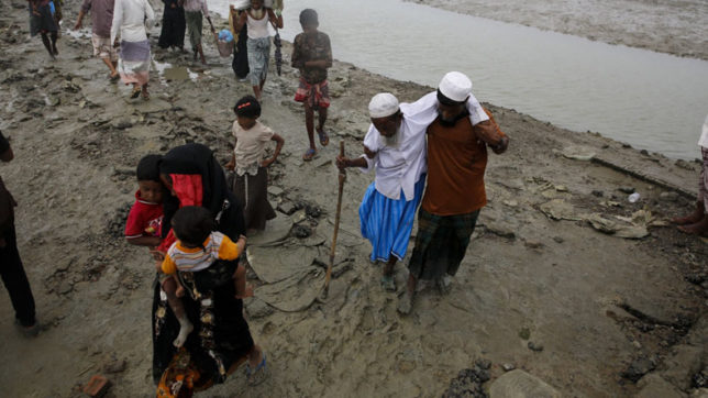 Rule of law solution to Rohingya crisis: Myanmar