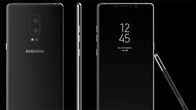 Galaxy Note 8 may be priced over 1million won in South Korea