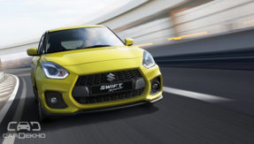 2018 Swift Sport breaks cover!