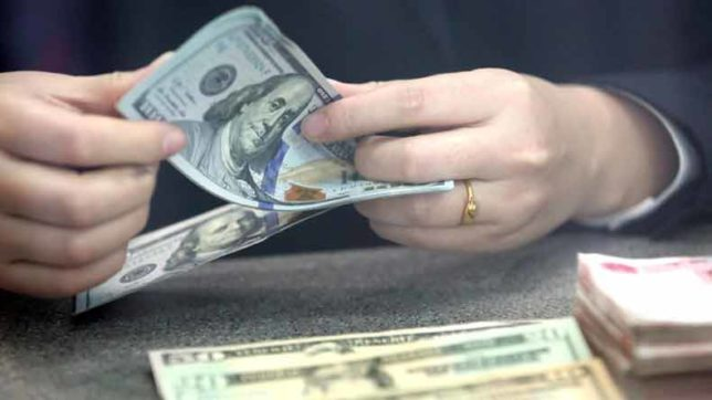 US dollar mixed against other major currencies