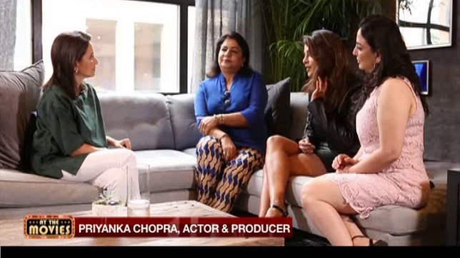 At The Movies With Anupama Chopra: A candid stroll at Toronto Film Festival& more