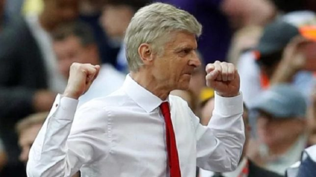 Alexis Sanchez committed to Arsenal: Arsene Wenger