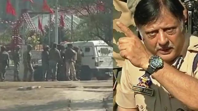 LIVE — Srinagar: No doubt that BSF Camp attackers were from JeM, claims IGP Kashmir