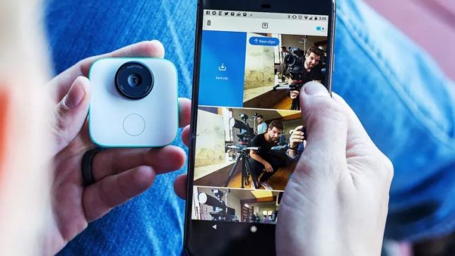 Google launches Clips: AI camera that shoots for you; full specifications and price inside