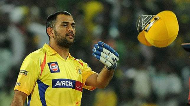 Image result for dhoni csk ipl 2018