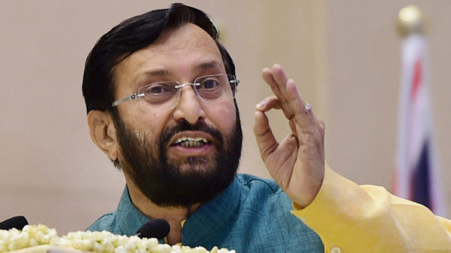 Union HRD Minister Prakash Javadekar clears the air over changing names of BHU and AMU