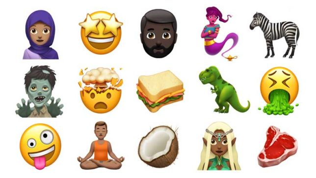 Tech giant Apple unveils new gender-neutral emojis