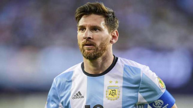 Lionel Messi's Argentina on the brink of missing 2018 World Cup berth after draw with Peru