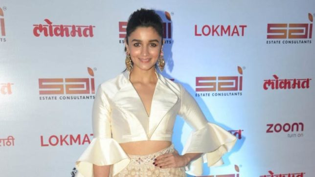 Alia Bhatt spreads the message of #SwachhIndia at Most Stylish Awards