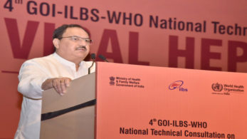 Union Health minister JP Nadda has demanded a detailed medical report on the seven-year-old minor's death at Fortis Hospital in Gurugram (Photo : IANS)