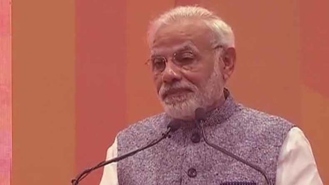 PM Modi targets opposition; says those who do not want to do anything are questioning us