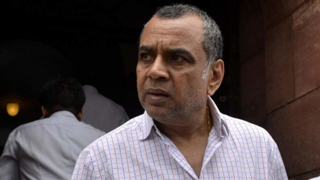 Paresh Rawal deletes 'our Chai-Wala is any day better ...' tweet after Yuva Desh 'memes' row