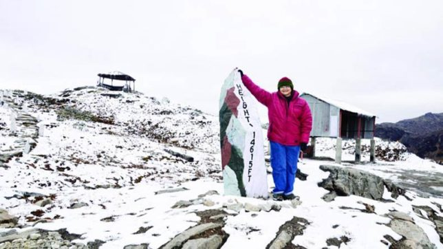 No Stilettos in the Himalaya : A journey of 10k kms, 2 woman and a strong feminist punch
