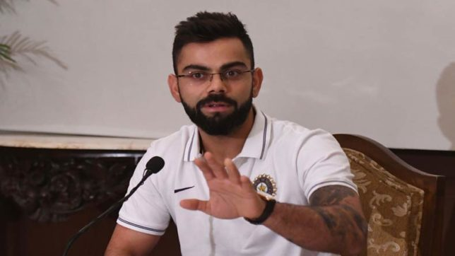 Virat Kolhi refutes the rumours of taking a rest from his active cricket career