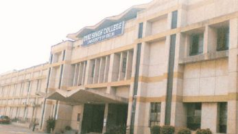 Delhi University's Dayal Singh (Evening) College is set to be renamed as Vande Mataram Mahavidyalaya once it is converted to a morning college