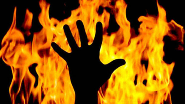 Chennai: 22-year-old engineer set on fire after she rejects former classmate