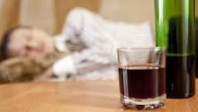 Alcohol is the major cause of insomnia during adolescence
