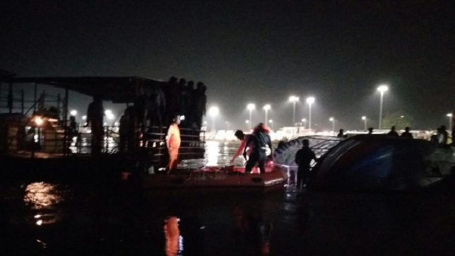 Vizag Krishna river boat tragedy: Staff members escaped as passengers helplessly battled for life