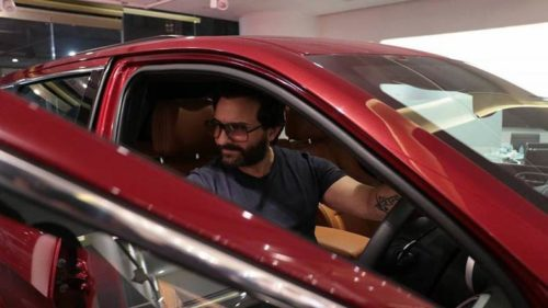 Children's day special: Saif Ali Khan gifts Rs 1.07 cr Jeep Grand Cherokee to son Taimur