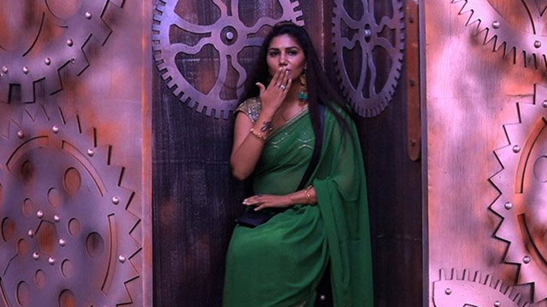 Bigg Boss 11: Sapna Choudhary gets eliminated from the Bigg Boss house