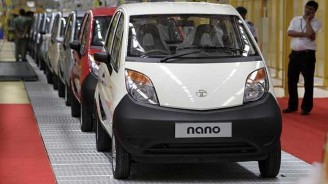 project on customer satisfaction on tata nano