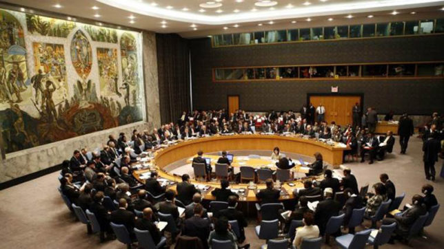 UNSC issues presidential statement on Myanmar after 10 years