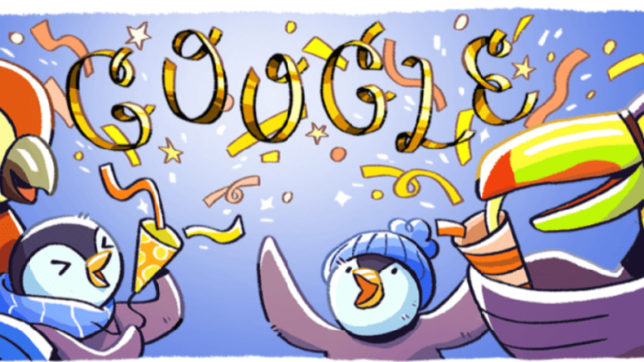 New Year celebrations 2018: Google celebrates New Year with penguin doodle series