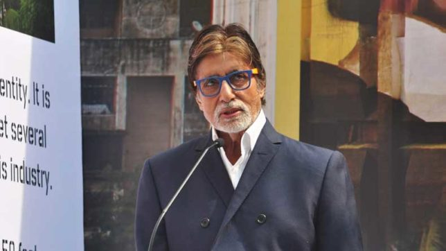 It was Dhirubhai Ambani who offered me financial help when I was bankrupt: Amitabh Bachchan