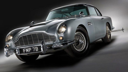 From Batmobile to James Bond's submarine car, here's how Hollywood used its 'auto'imagination