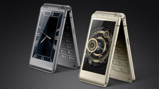 Samsung launches W2018 exclusively for China; check out the features here