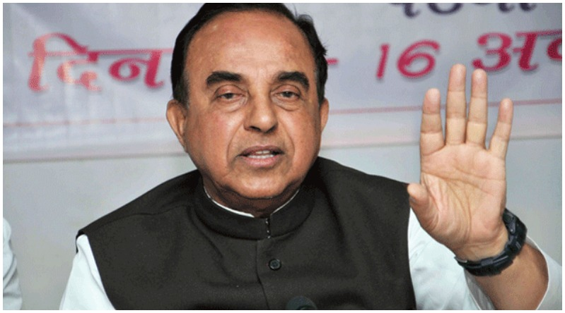 Subramanian Swamy, demonetisation, GST, Indian economy, adverse impact of demonetisation,CSO, Central Statistical Organisation ,Arun jaitley, finance minister,Moody's, fitch's, economic slow down, Narendra modi, bjp,wrong data by CSO