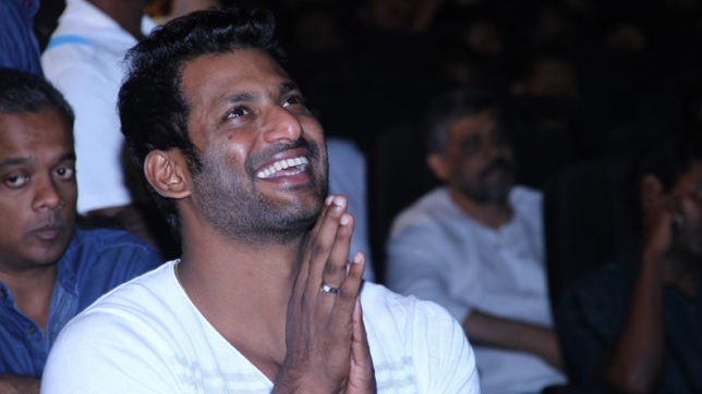 RK Nagar bypoll: EC rejects Actor Vishal Krishna and Deepa Jayakumar's nomination