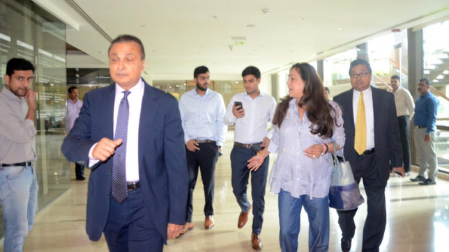 Reliance Group Chairman Anil Ambani: Only 'moral financing' prevails