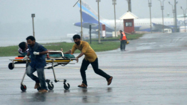 Cyclone Ockhi: Navy continues search, relief operations