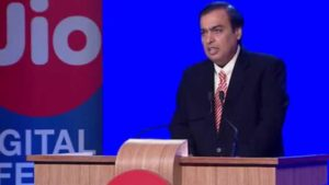 Reliance, Reience Industries Chairman, Mukesh Ambani, Jio, broadband, Ambani, data, indian consumers, Indian economy