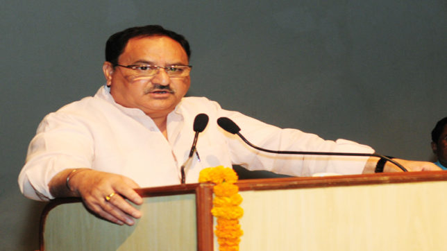 JP Nadda directs CMs to implement Clinical Establishment Act
