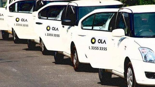 Bengaluru Ola shocker: OLA suspends driver, says safety of customers utmost priority