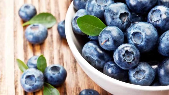 Do eat blueberries if suffering from cervical cancer: Study