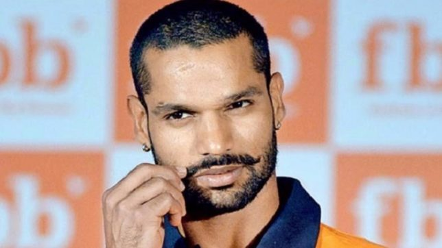 Play fearless cricket and don't forget to twirl that moustache: Sachin Tendulkar advices Shikhar Dhawan on his birthday