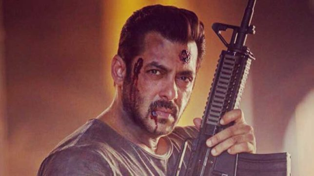 Salman Khan reacts as Tiger Zinda Hai on the edge of entering Rs 300-crore club