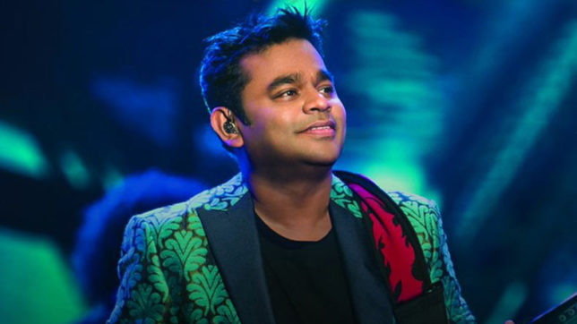 A R Rahman makes a comeback to Malayalam cinema after 25 years