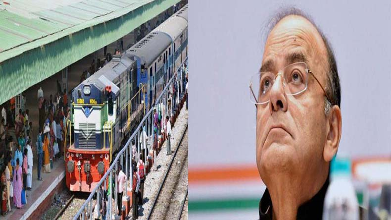 Union Budget 2018: Budgetary allocation for railways to focus on safety, amenities, infra expansion