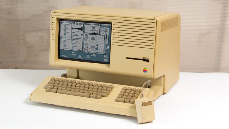 Computer History Museum, California, Apple, Lisa OS, operating system, MAC, America, science and technology