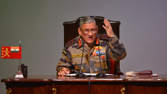 Keep off state's education system: J&K Minister to Army Chief Bipin Rawat on his 'radicalisation' remark