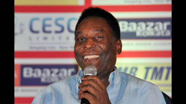 Brazilian football legend Pele taken to hospital with exhaustion
