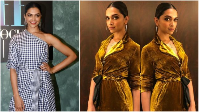 Deepika Padukone proves 2018 to be the year of experimental fashion
