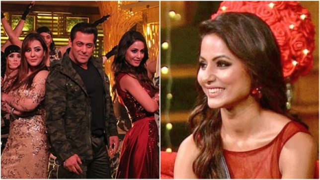 Hina Khan refuses to share the stage with Bigg Boss 11 winner Shilpa Shinde; Here's why
