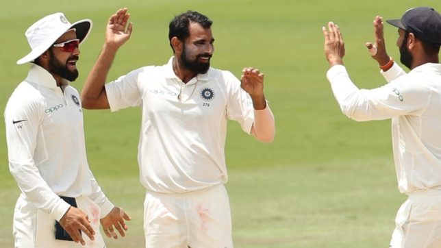 India vs South Africa 2nd Test: Shami scalps 3 to reduce Proteas to 173/5 at lunch on Day 4
